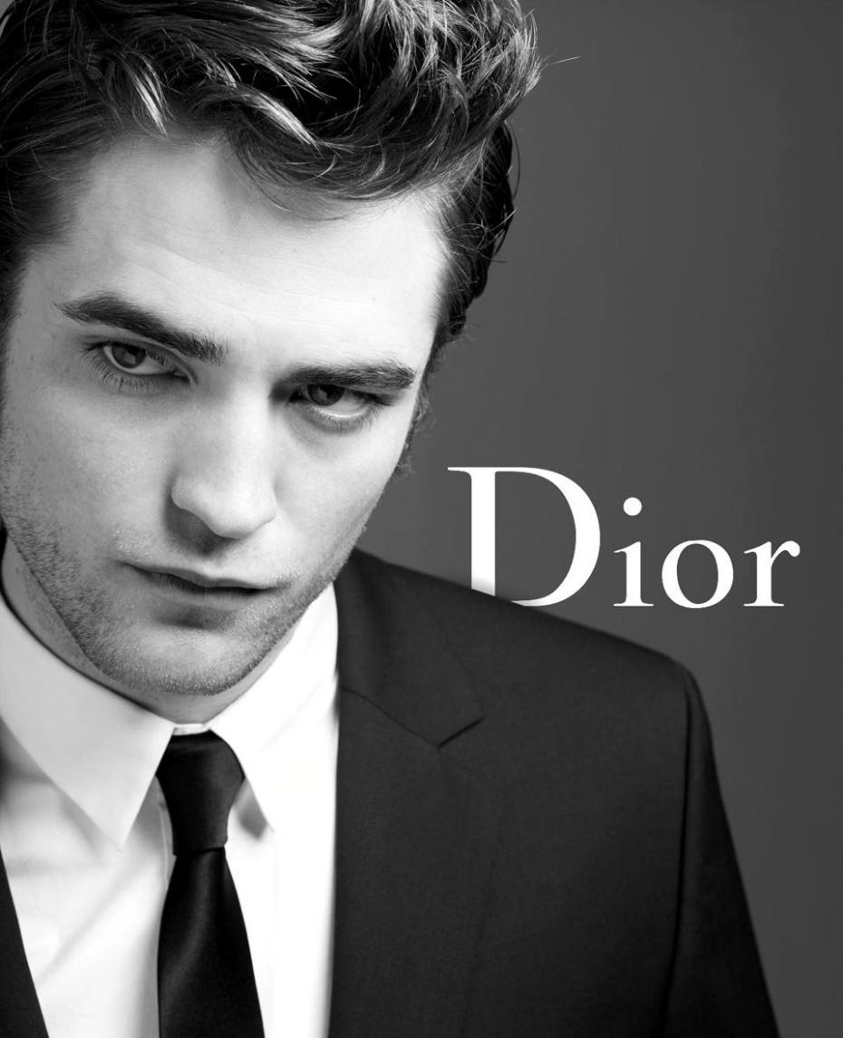 29b63599f7a3 ROBERT PATTISON , la nouvelle égérie Dior Homme   La Tendancerie